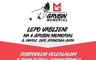 Prihaja 4. Grubin memorial