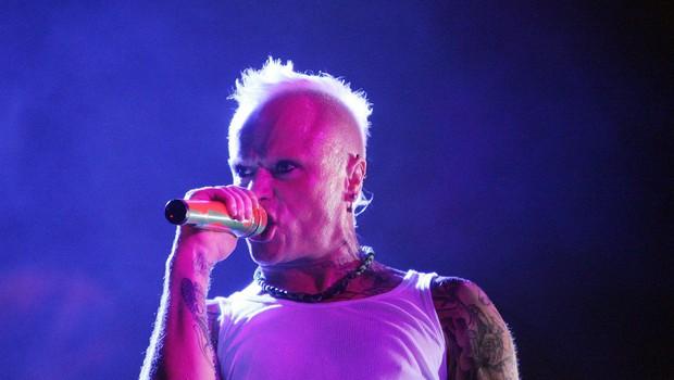 Pred smrtjo je bil frontman skupine Prodigy obupan zaradi razhoda z ženo (foto: Profimedia)
