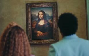 Avtor gole Mone Lise po presoji strokovnjakov morda sam Leonardo