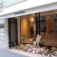 Poklon Chanela Lagerfeldu z njegovo zadnjo kolekcijo