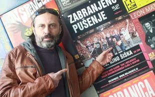 V Kino Šiška prihaja legendarna skupina Zabranjeno pušenje!