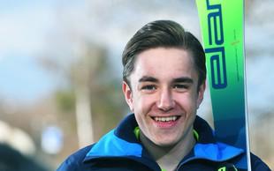 Finalist Mladi upi 2018: Para-alpski smučar Jernej Slivnik
