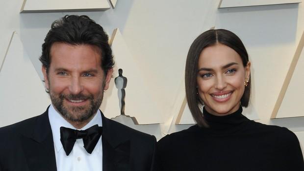 Irina Shayk in Bradley  Cooper sta par, ki ju  opazujejo vsi. Bo njuna  zveza zdržala pritisk  javnosti in odnos, ki ga  ima Bradley z Lady Gago? (foto: PROFIMEDIA PROFIMEDIA, EVERETT)