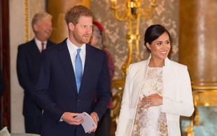 Meghan Markle in princ Harry ob obletnici poroke z videom raznežila oboževalce