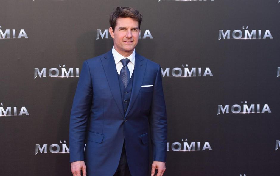 Tudi Tom Cruise je bil doslej za oskarja za najboljšo moško vlogo nominiran trikrat, a ga še ni prejel. Nominiran je bil za filme Magnolija, Jerry Maguire in Rojen 4. julija. (foto: PROFIMEDIA PROFIMEDIA, CORDON PRESS)