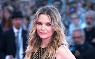 Slavni ozaveščajo: Michelle Pfeiffer ostaja doma zaradi svoje sestre!
