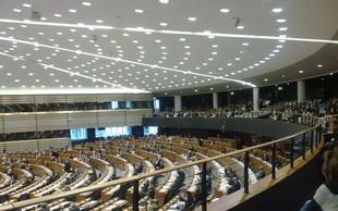 V Evropskem parlamentu v vsakem mandatu večji delež žensk