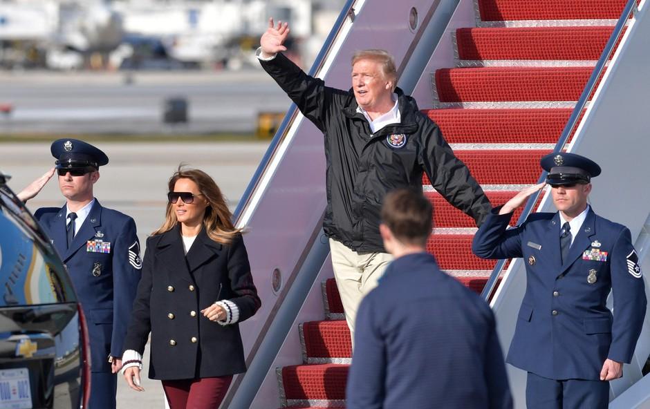 Ima Melania Trump zares dvojnico? (foto: Profimedia)