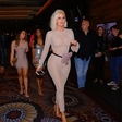 Khloe Kardashian je v mrežastem kombinezonu pokazala (skoraj) vse!
