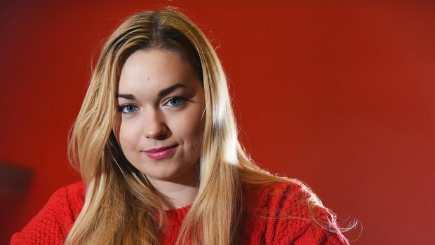 Mladi up 2018 Laura Unuk: Mladi upi uresničujejo sanje in vizijo (foto: Mateja Jordovič Potočnik)