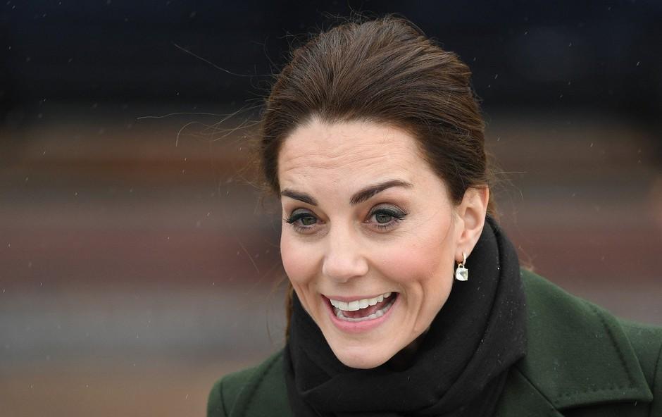 Kate Middleton razkrila, kaj jo v življenju najbolj osrečuje (foto: Profimedia)