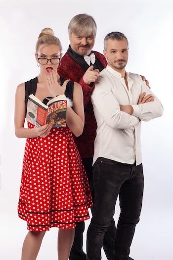 Špas Teater predstavlja: Seks nasveti od A do Ž (foto: Dejan Nikolič)
