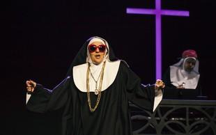 Alenka Godec iskreno o novi glasbeni komediji Nune v akciji