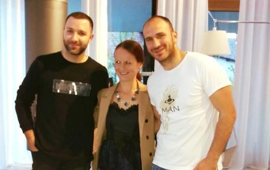 Mateja Viraga, Mira Mišljena ter Barbaro Pirh združuje pravo prijateljstvo. (foto: Osebni Album)