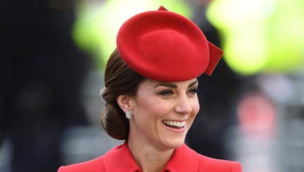 Kate Middleton naj bi bila še četrtič noseča (foto: Profimedia)