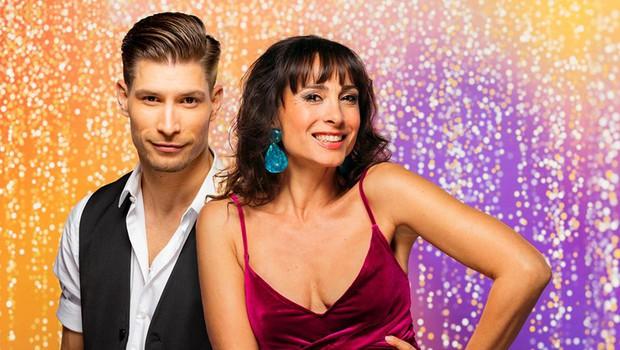 Miha Vodičar in Tina Gorenjak bosta nastopila skupaj. (foto: Foto: Arhiv Pop Tv)