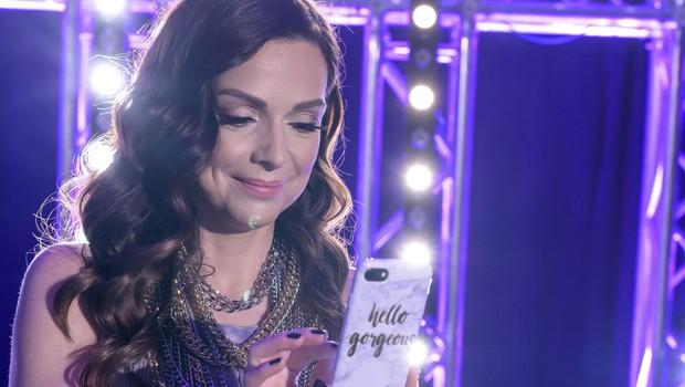 S svojo ekipo je Natalija pripravila novo pesem z naslovom V srce! (foto: Foto: Primož Predalič)
