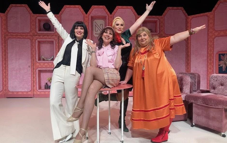 Hit glasbena komedija Menopavza doživlja spremembo (foto: Špas Teater)