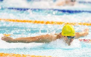 Smrt plavalnega zvezdnika med treningom na Floridi
