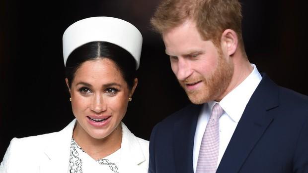 Meghan Markle in princ Harry sta želela zapustiti kraljico Elizabeto, a jima to ni uspelo (foto: Profimedia)