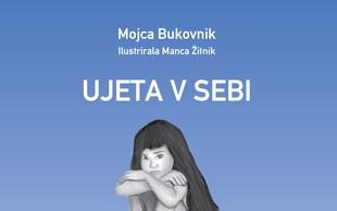 Pesniška zbirka Ujeta v sebi kot potopis osebne preobrazbe Mojce Bukovnik
