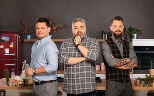 V tekmovanju Masterchef Slovenija se bo pomerilo osem žensk in osem moških