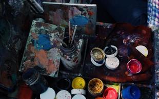 Razlaga sanj: Slike in slikanje so znamenje ustvarjalnosti!