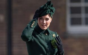Vojvodinja Kate in princ William: Prihaja četrti otrok?