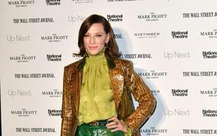 Posnemajte videz Cate Blanchett (Fotogalerija)