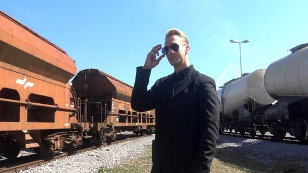 VIDEO: Igor Mikić svari Lada Bizovičarja! (foto: Aleš Rod)