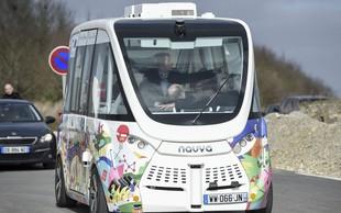 Nizozemci so najbolje pripravljeni na samovozeča vozila, Slovenije ni na seznamu  25