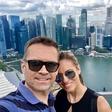 Miša Margan Kocbek je z možem odpotovala v Malezijo