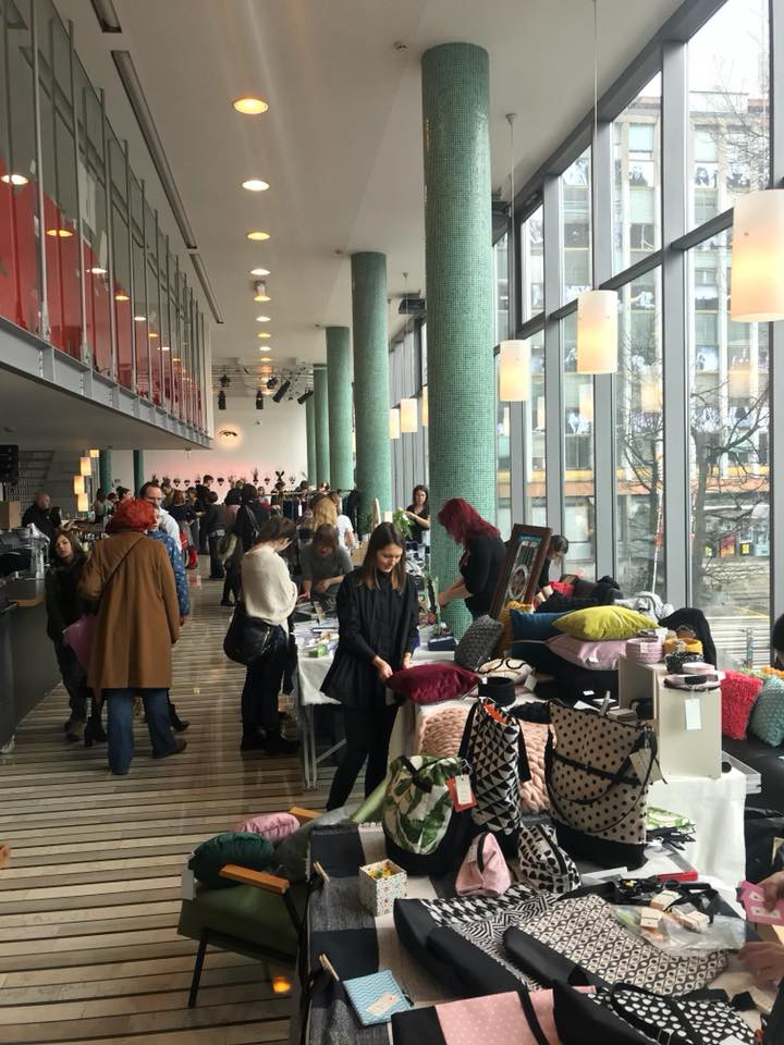 ARTish SHOP se vrača v Kino Šiška! (foto: ARTish Press)