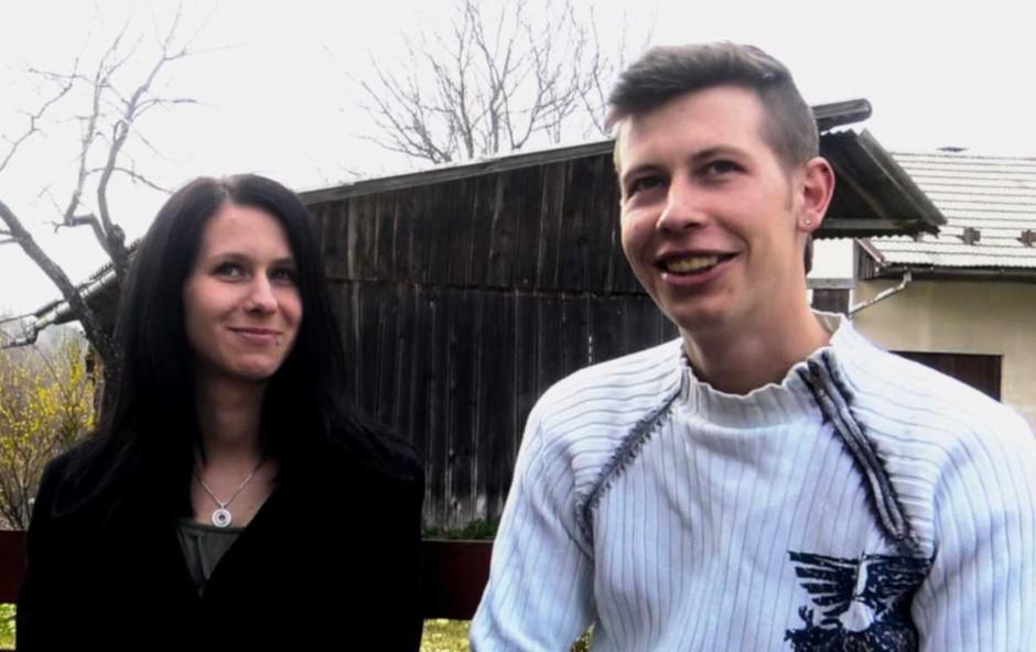 Tamara Korošec nekoč do ušes zaljubljena v Renata Lužarja, danes pa o njem govori takšne stvari (foto: Aleš Rod)