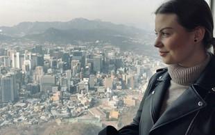 Lara Kalanj (Miss Slovenije 2019) je obkrožila svet