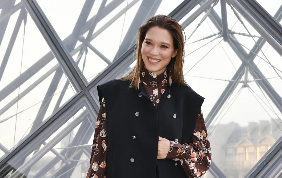 MODNE PISTE JI NISO TUJE Med drugim je obraz francoskega modnega giganta Louisa Vuittona. (foto: Foto: Profimedia Profimedia, Abaca Press)