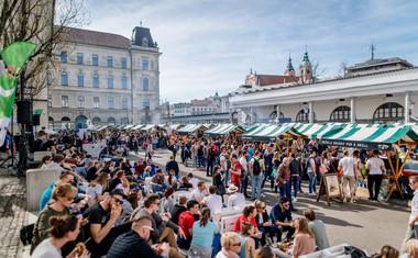 Pivo & Burger Fest prinaša sveže okuse in trende