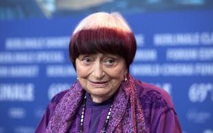 Umrla je vplivna francoska filmska režiserka Agnes Varda