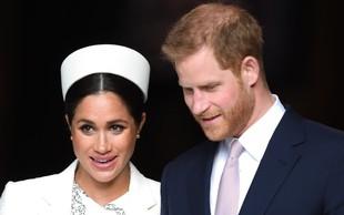 Meghan in Harry bosta morala spreminjati ime za otroka, če kraljici Elizabeti ime ne bo všeč