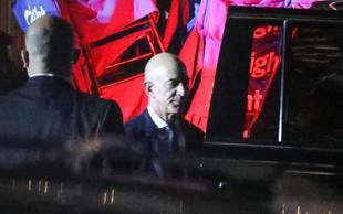 Najbogatejšemu Zemljanu Jeffu Bezosu naj bi vdrli v telefon po naročilu iz Saudove Arabije