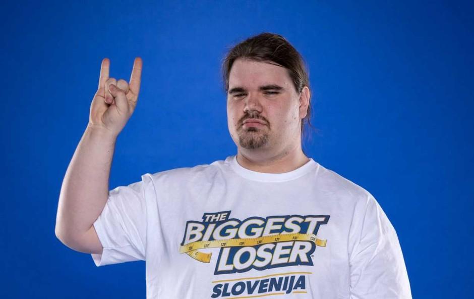 Denis Prajndl (The Biggest Loser Slovenija): »Zredil sem se, ko nisem bil več katolik!« (foto: Planet TV)