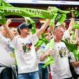 Miamijska vročica zajela slovenske navijače