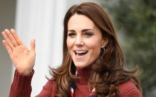 Kate Middleton ne misli imeti več otrok, trije so dovolj