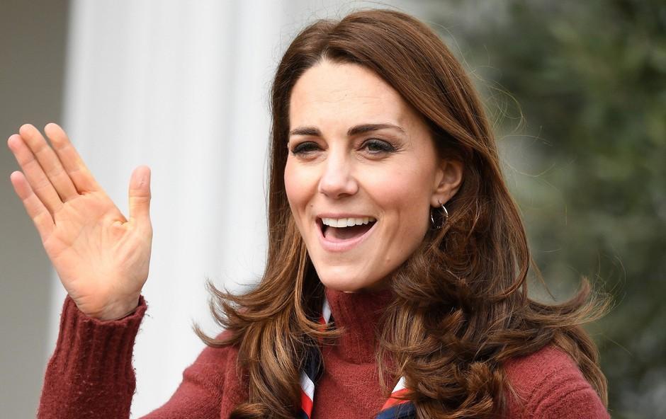Kate Middleton ne misli imeti več otrok, trije so dovolj (foto: Profimedia)