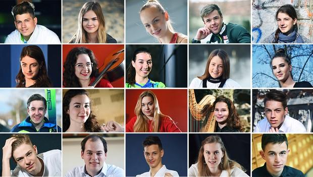 Mladi upi: Glasujte za svojega kandidata! (foto: Mateja Jordovič Potočnik)