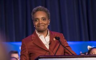 V Chicagu so izvolili prvo temnopolto županjo