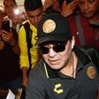 Maradona z javno podporo Maduri razburil politično javnost