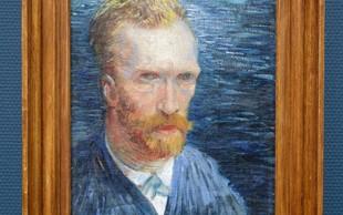 Na dražbo bo šla pištola, s katero naj bi se ustrelil Van Gogh