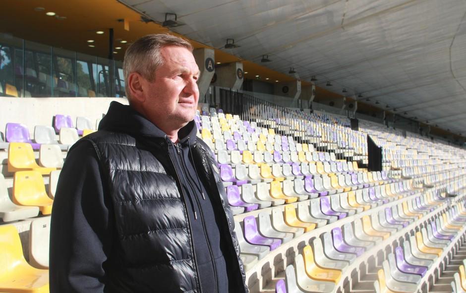 Kot selektorja slovenske reprezentance  Matjaža Keka znova čaka veliko dela. (foto: Goran Antley)