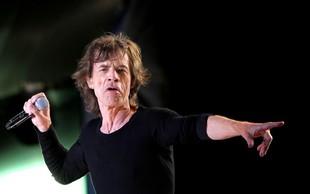 Mick Jagger bi lahko stopil na oder že konec meseca